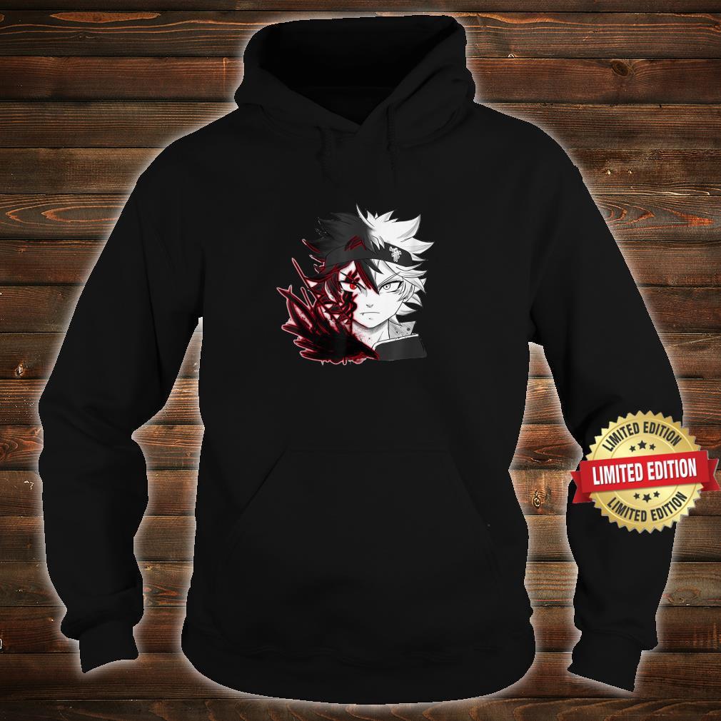 Black Clover Anime Asta Yamis Shirt hoodie