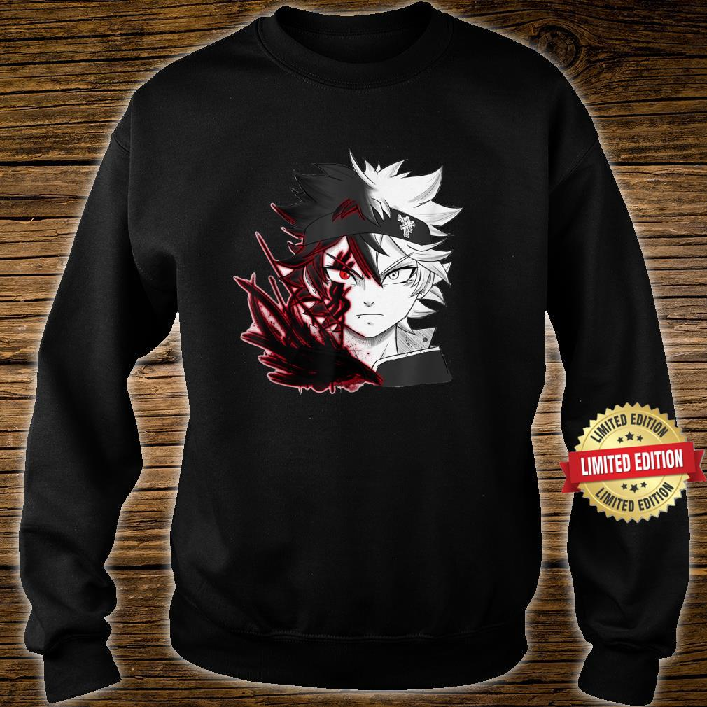 Black Clover Anime Asta Yamis Shirt sweater