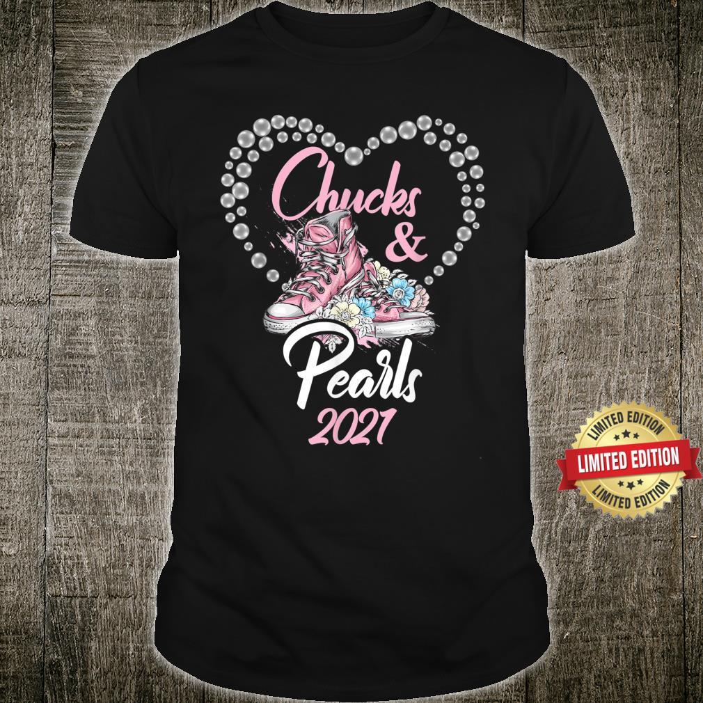 Chucks and Pearls 2021 Shirt