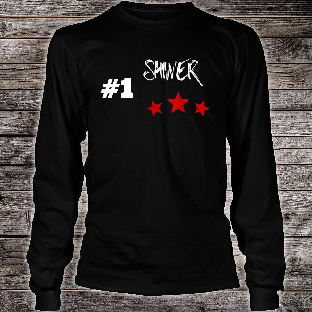 Drownii Apparel #1 Shiner Shirt long sleeved