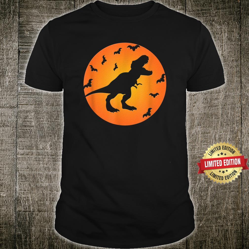 Halloween Dinosaur Cute Shirt