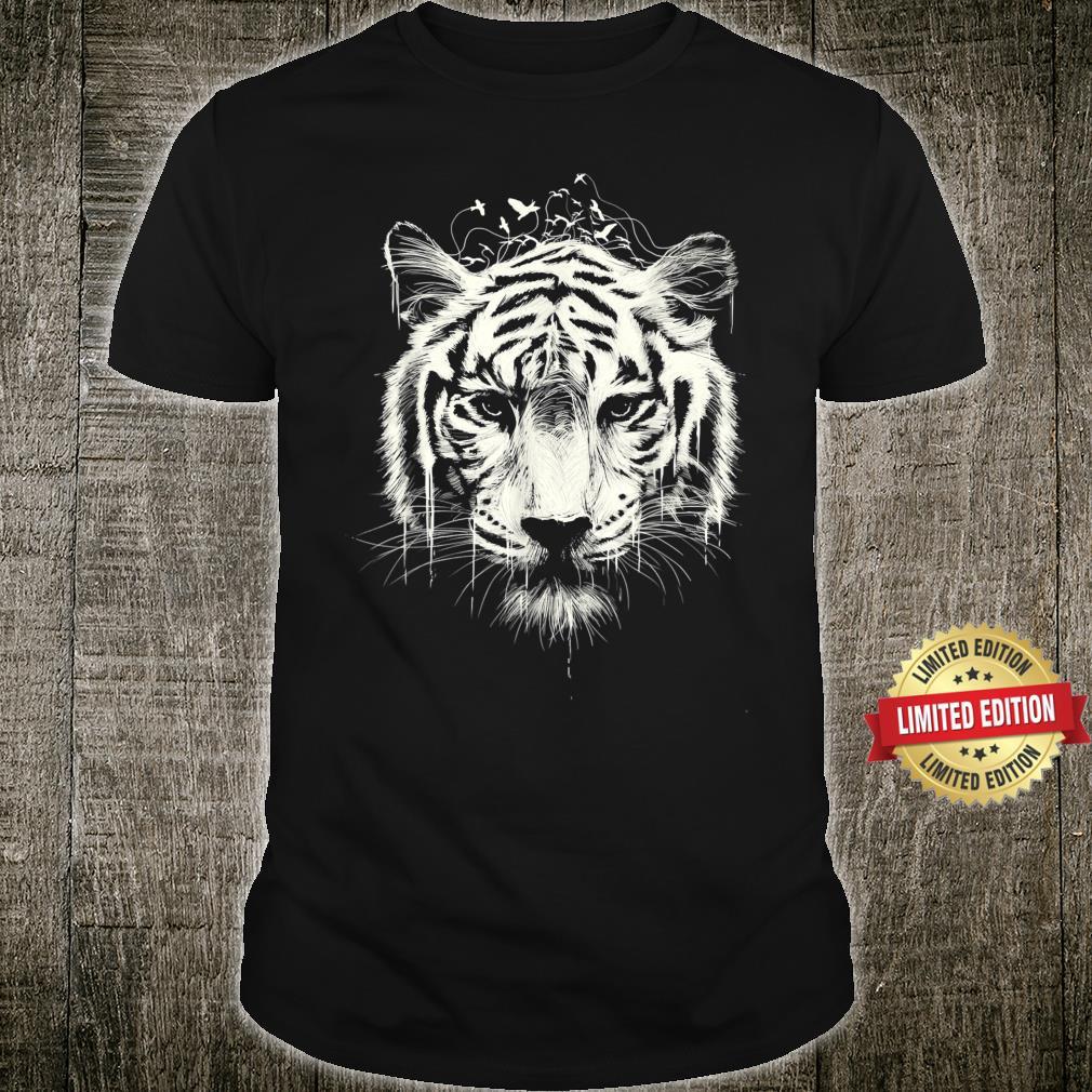 Interconnected Tiger Shirt