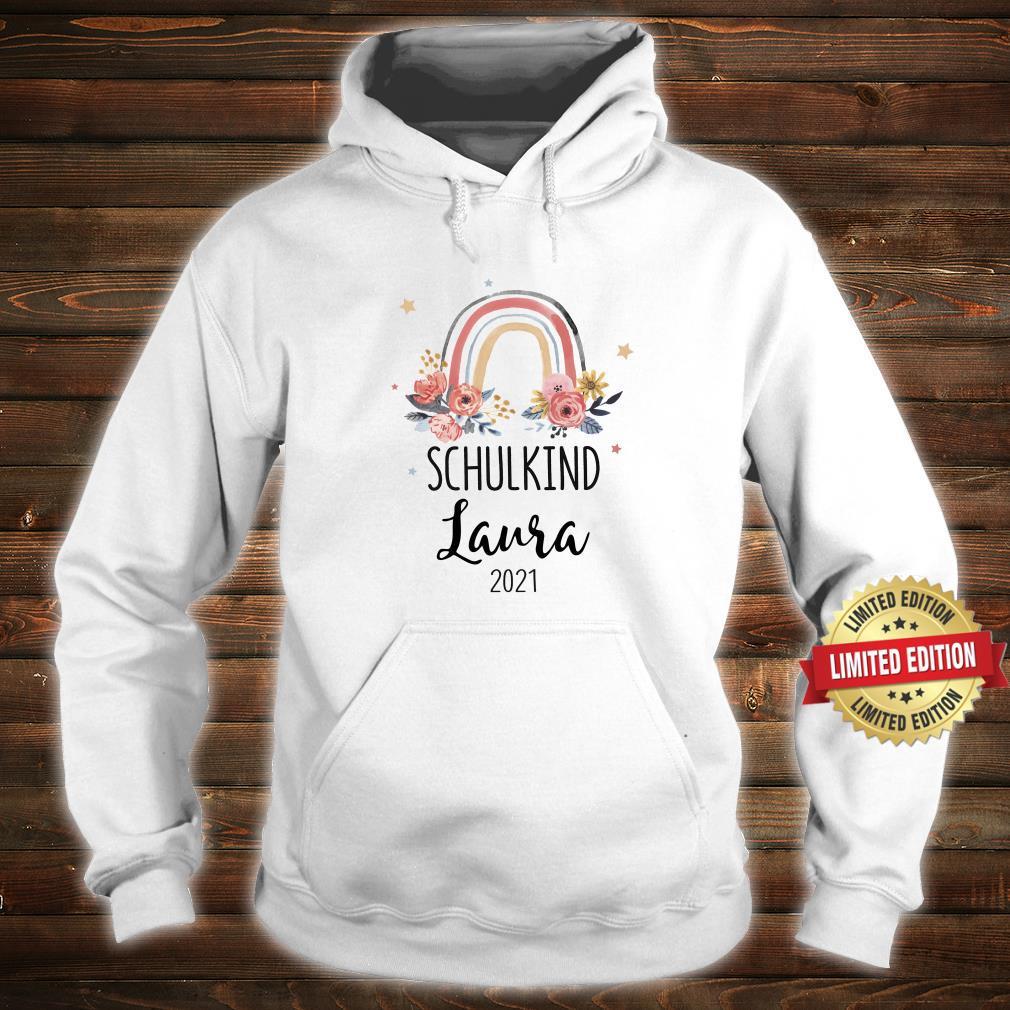Schulkind 2021 Mädchen Shirt hoodie