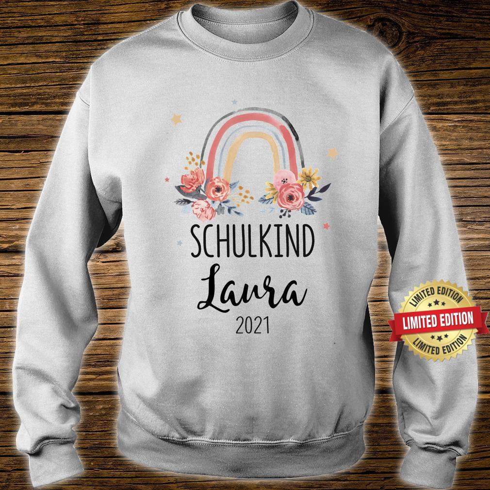 Schulkind 2021 Mädchen Shirt sweater