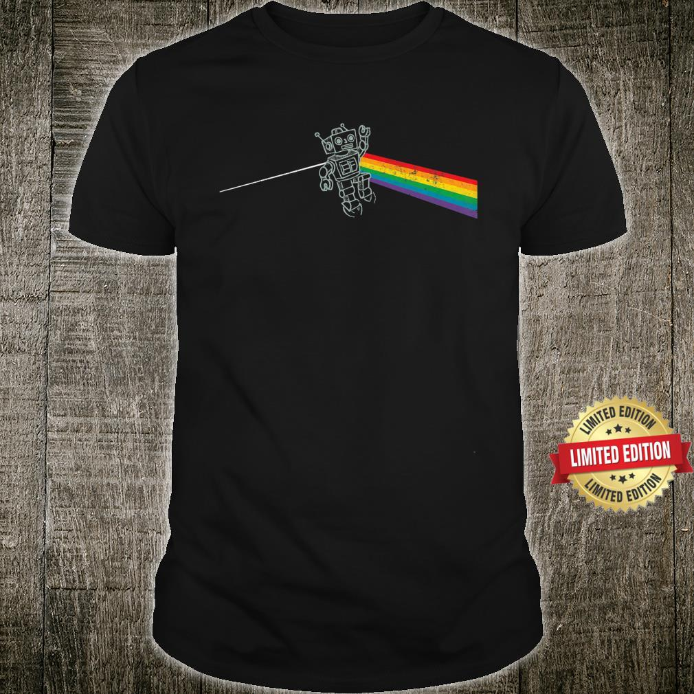 The Bot Side of the Moon Shirt