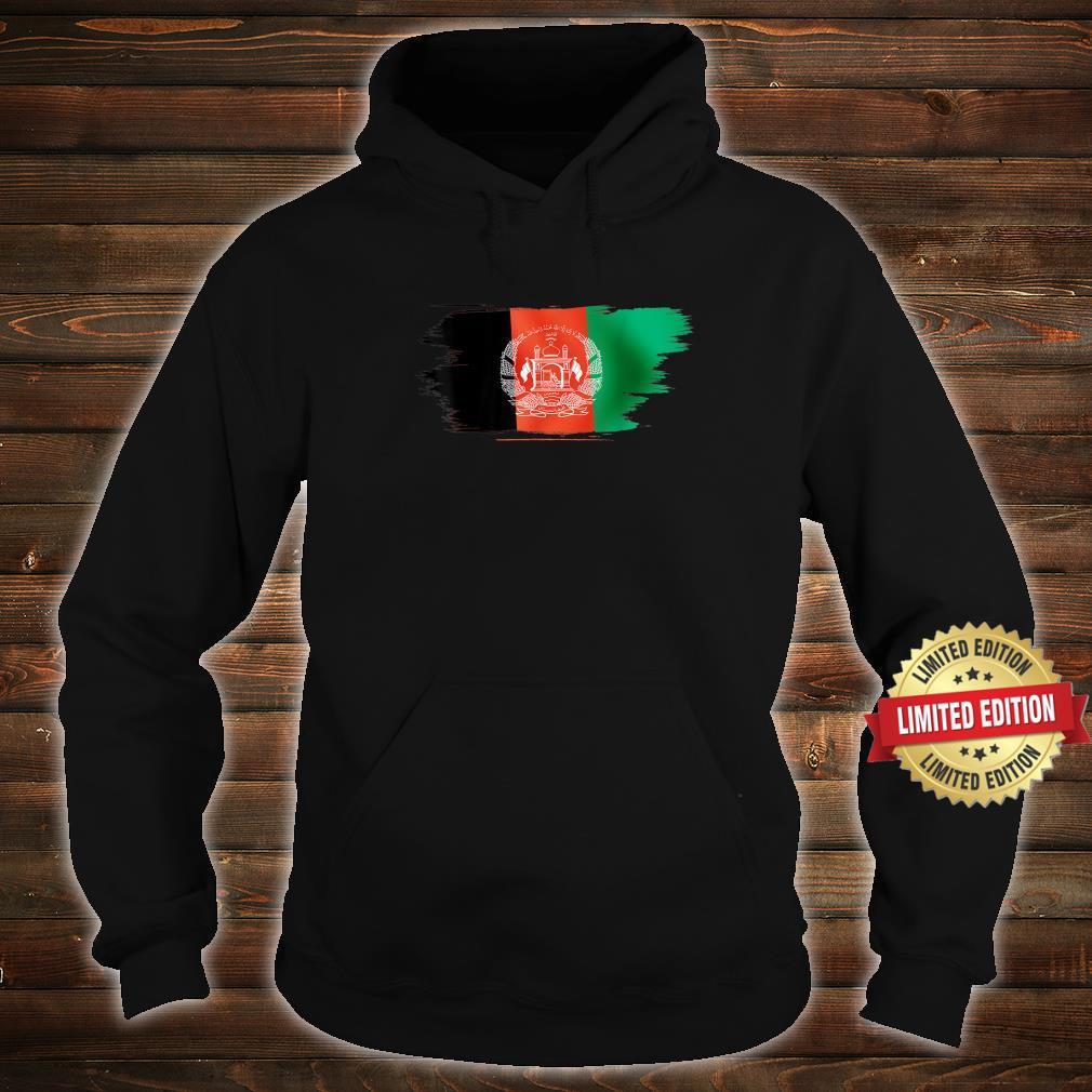 Vintage Afghanistan Afghan Flag United state Support Shirt hoodie