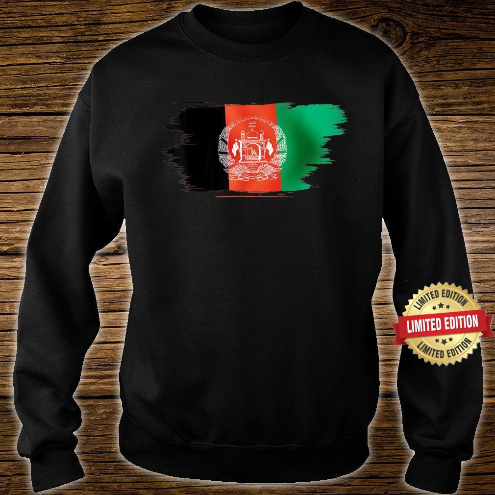 Vintage Afghanistan Afghan Flag United state Support Shirt sweater