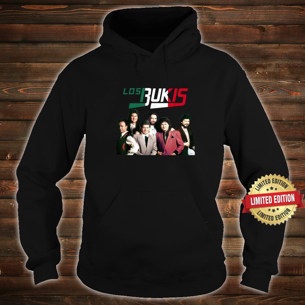 Vintage Los Arts Bukis Vaporware Band Music Apparel Holiday Shirt hoodie
