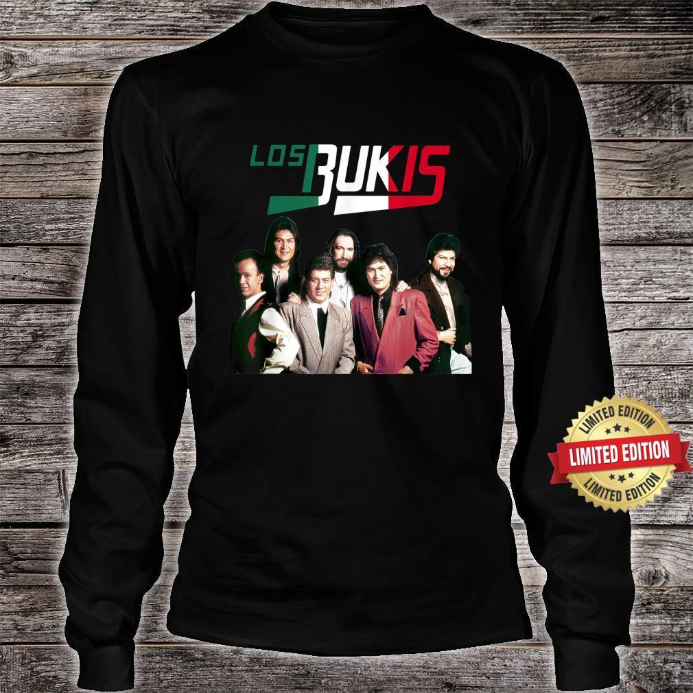 Vintage Los Arts Bukis Vaporware Band Music Apparel Holiday Shirt long sleeved