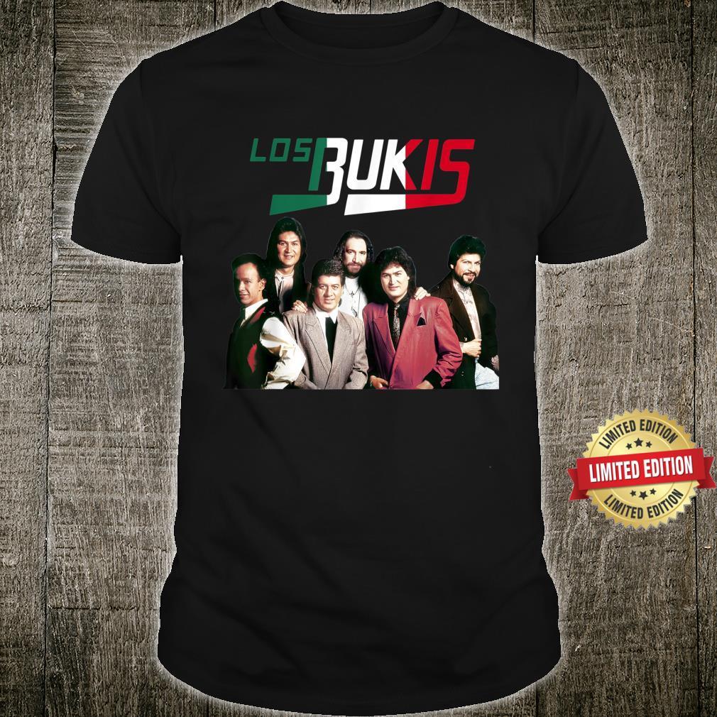 Vintage Los Arts Bukis Vaporware Band Music Apparel Holiday Shirt