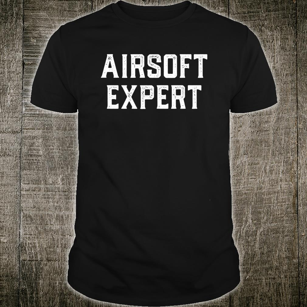 Airsoft Player Expert Shirt