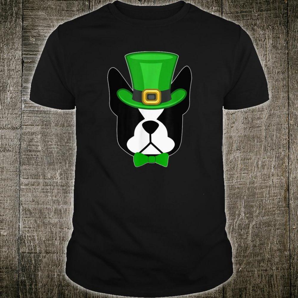 Boston Terrier St.Patricks Shirt