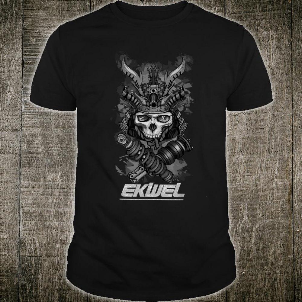 Ekwel car club samurai Shirt