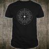 Gadolinium Atom Electron Shell Diagram Shirt