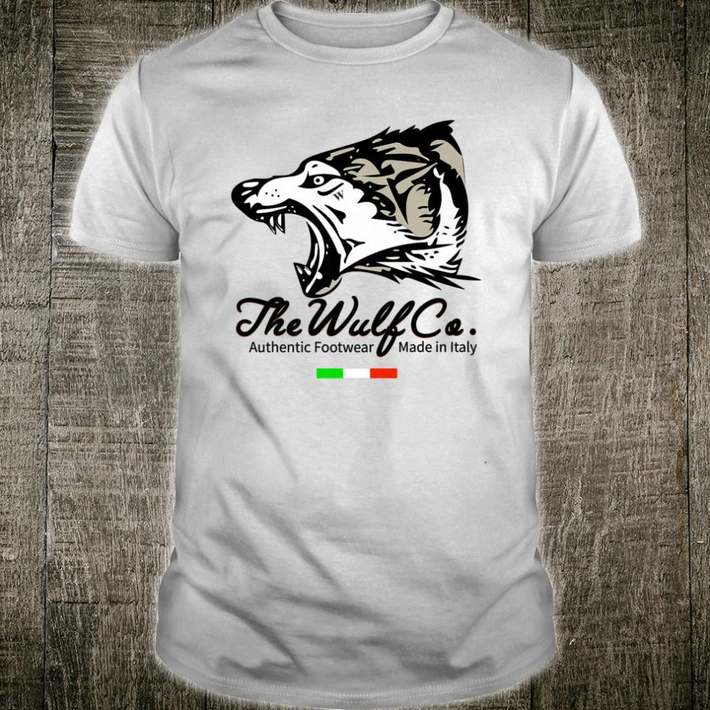 HUNGRY WULF X ITALY Shirt