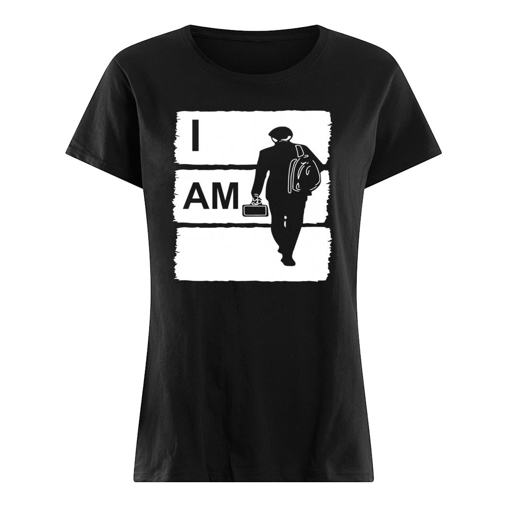 I Am Cho Kuk Shirt ladies tee