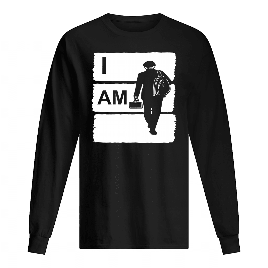 I Am Cho Kuk Shirt long sleeved