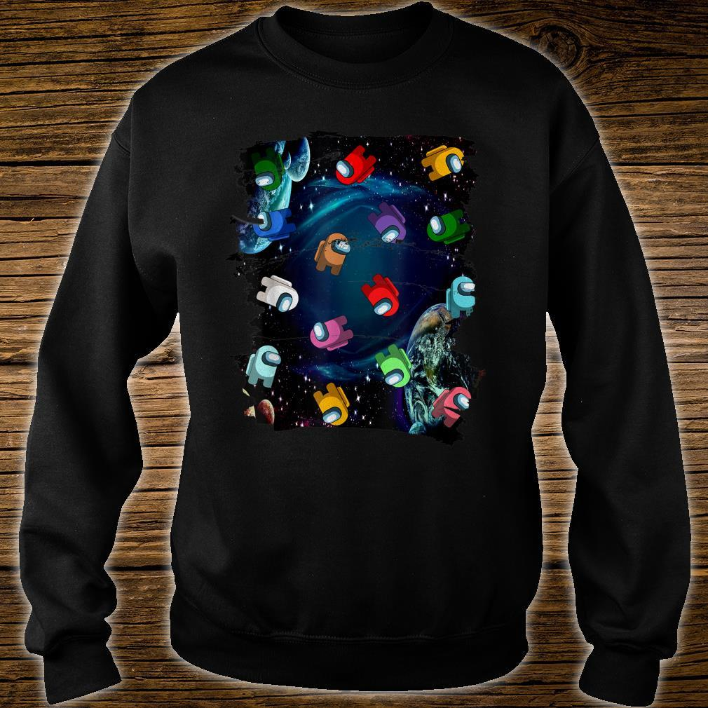 Imposter Among Game Us Sus Amazing Style  Shirt sweater