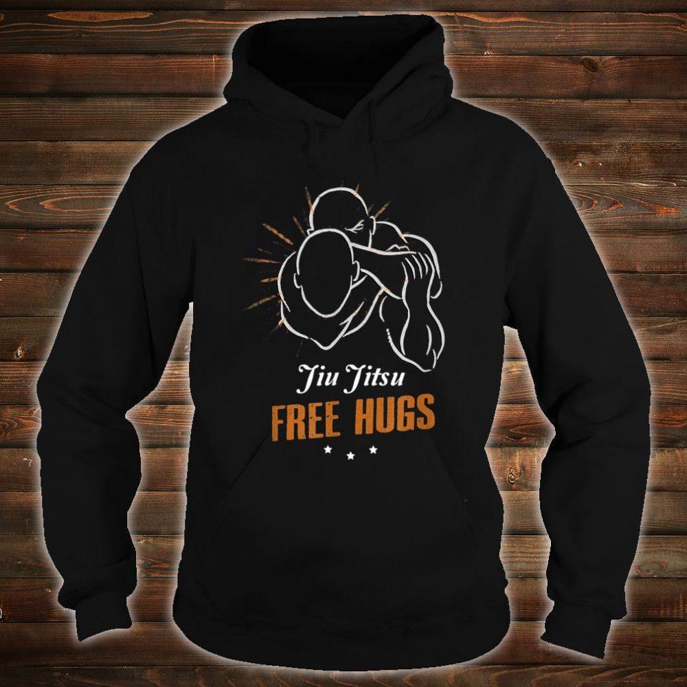 Jiu Jitsu Free Hugs, Mma, Brazilian Jutsu, BJJ Shirt hoodie