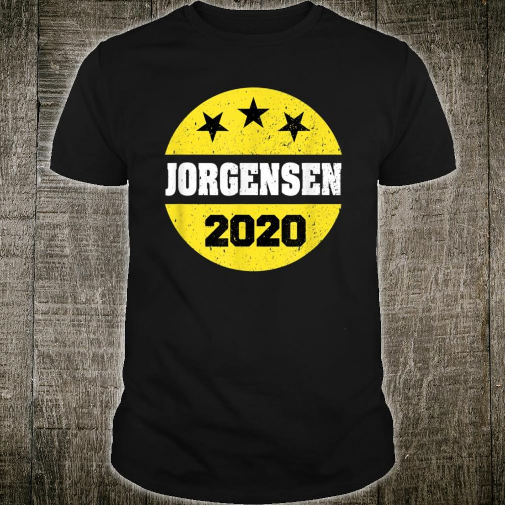 Jo-Jorgensen For President 2020 Great for Jo-jorgensen Fans Shirt
