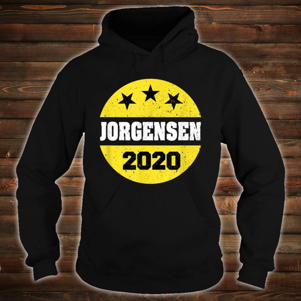 Jo-Jorgensen For President 2020 Great for Jo-jorgensen Fans Shirt hoodie