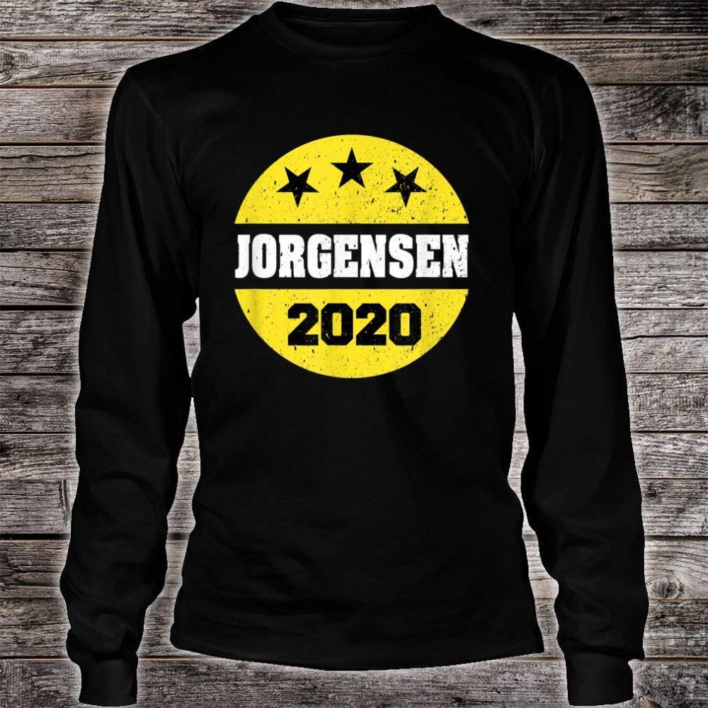 Jo-Jorgensen For President 2020 Great for Jo-jorgensen Fans Shirt long sleeved