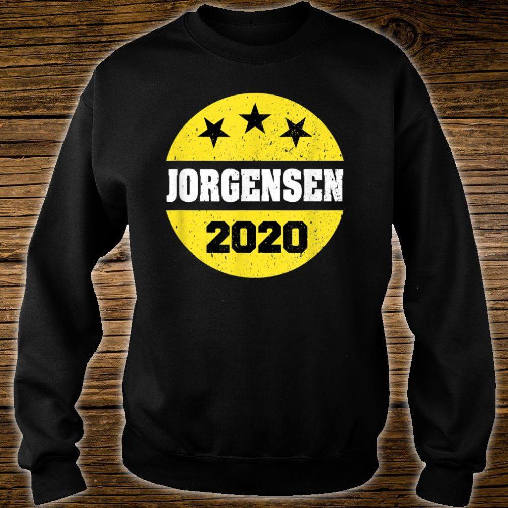 Jo-Jorgensen For President 2020 Great for Jo-jorgensen Fans Shirt sweater