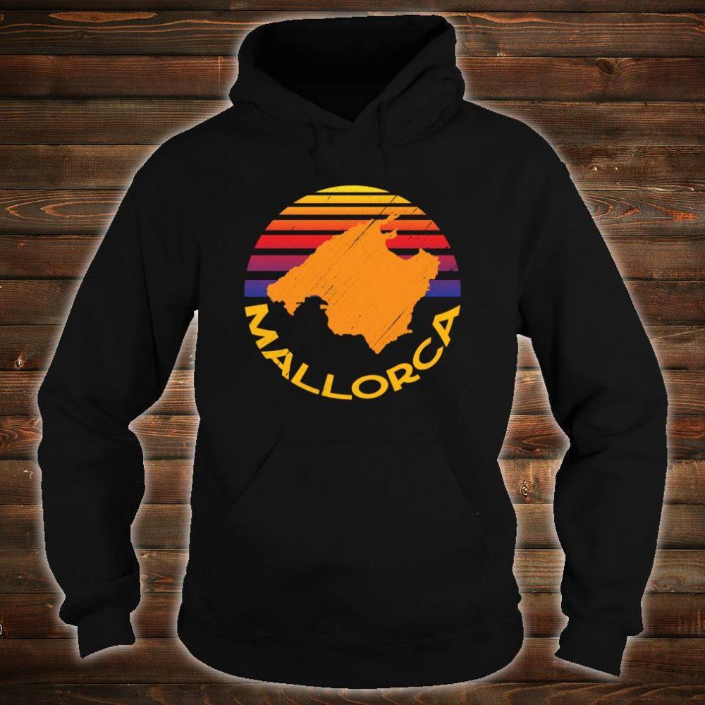Mallorca Spain Souvenir Shirt hoodie