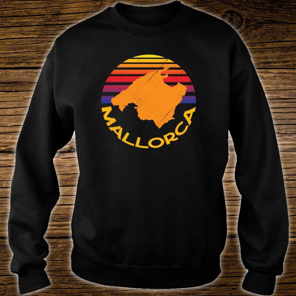 Mallorca Spain Souvenir Shirt sweater