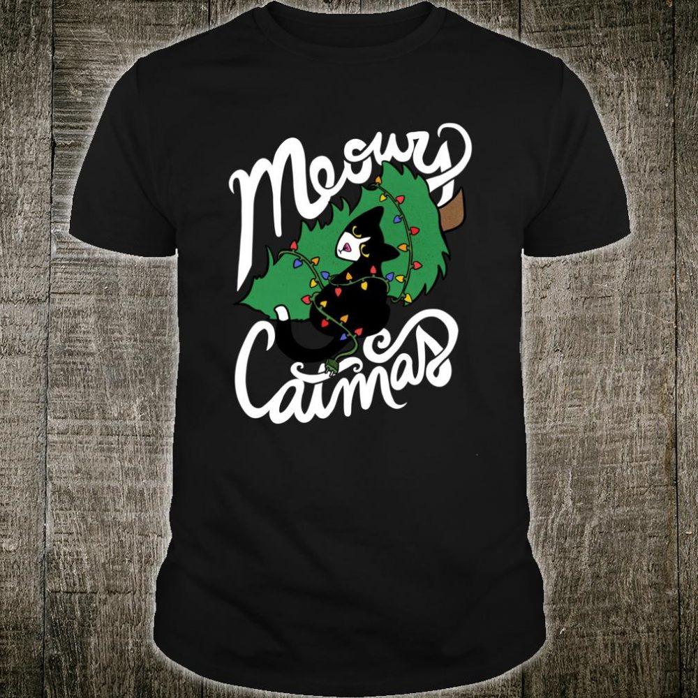 Meowy Catmas Shirt