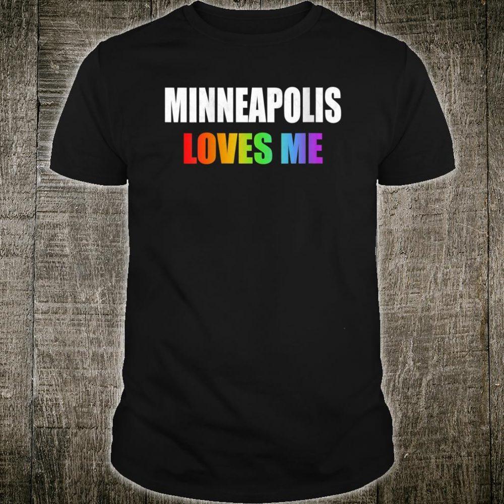 Minneapolis Gay Pride LGBT Shirt