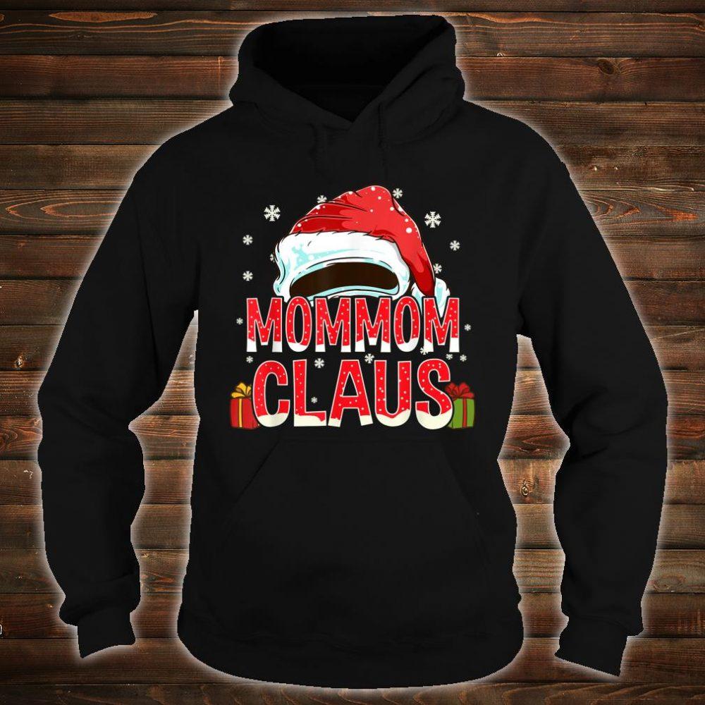Mommom Claus Christmas Shirt hoodie