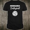 Nebraska Volleyball University Team Shirt