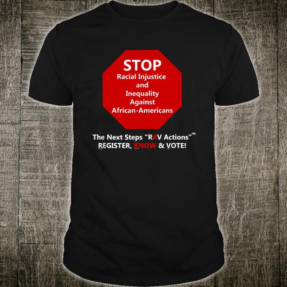 Next Steps Black S Shirt