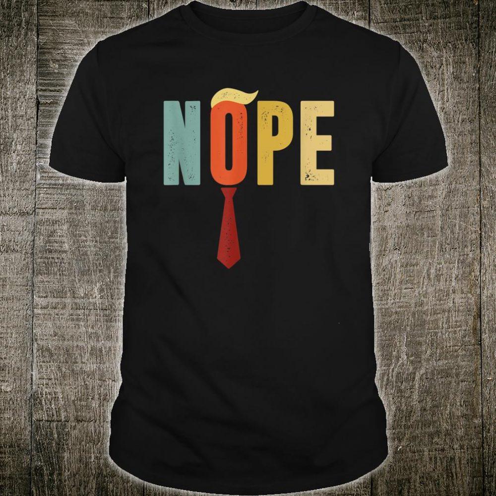 Nope Funny Shirt