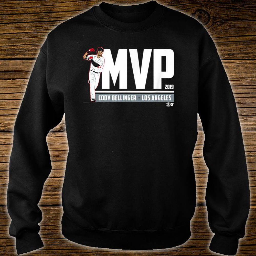 Officially Licensed Cody Bellinger MVP Shirt sweater