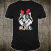 Oh Deer Funny Icelandic Sheepdog Xmas Shirt