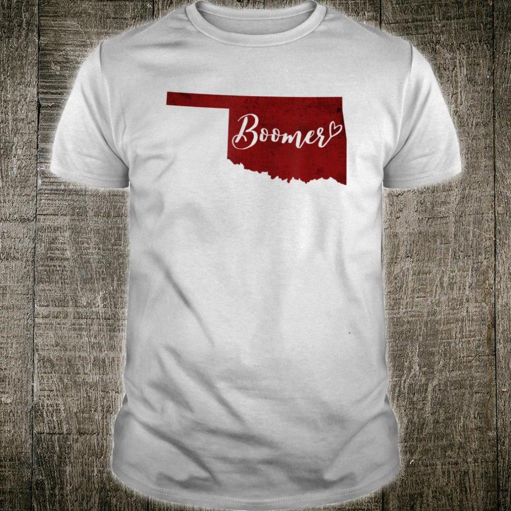 Oklahoma Boomer Shirt