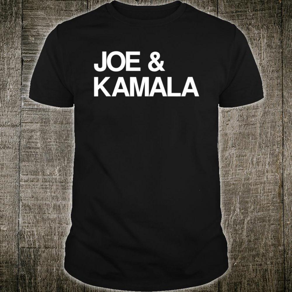 Original Trending Joe and Kamala #BidenHarris2020 Shirt