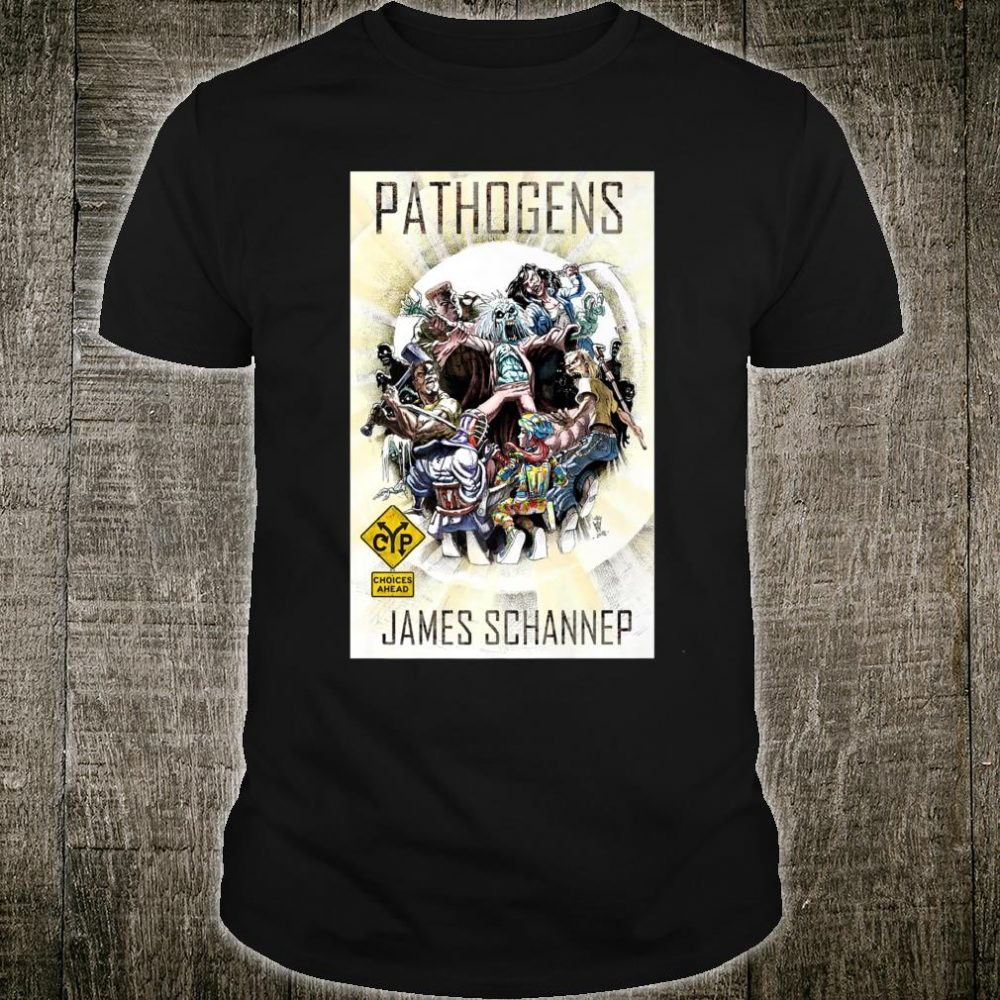 PATHOGENS JAMES SCHANNEP Shirt