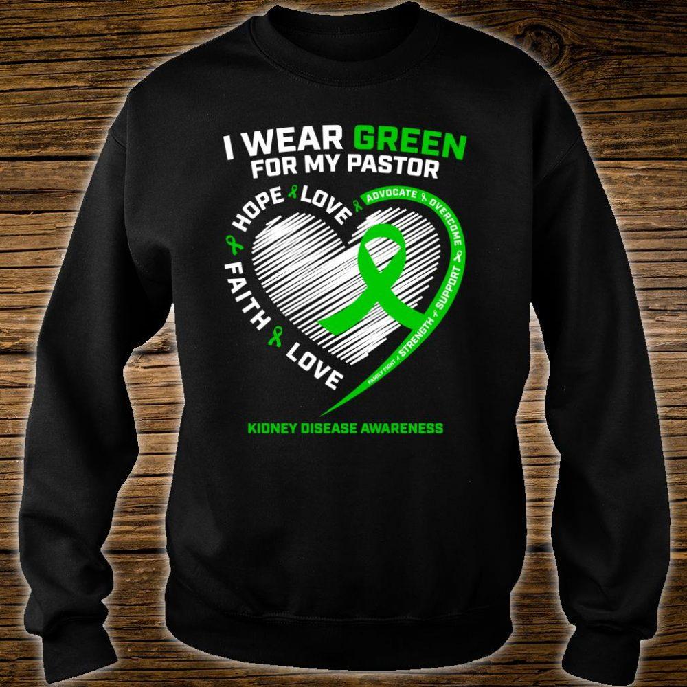 Pastor Kidney Disease Shirts sweater