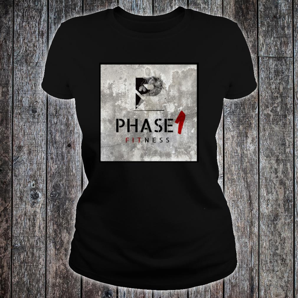 Phase1 Authentic Shirt ladies tee