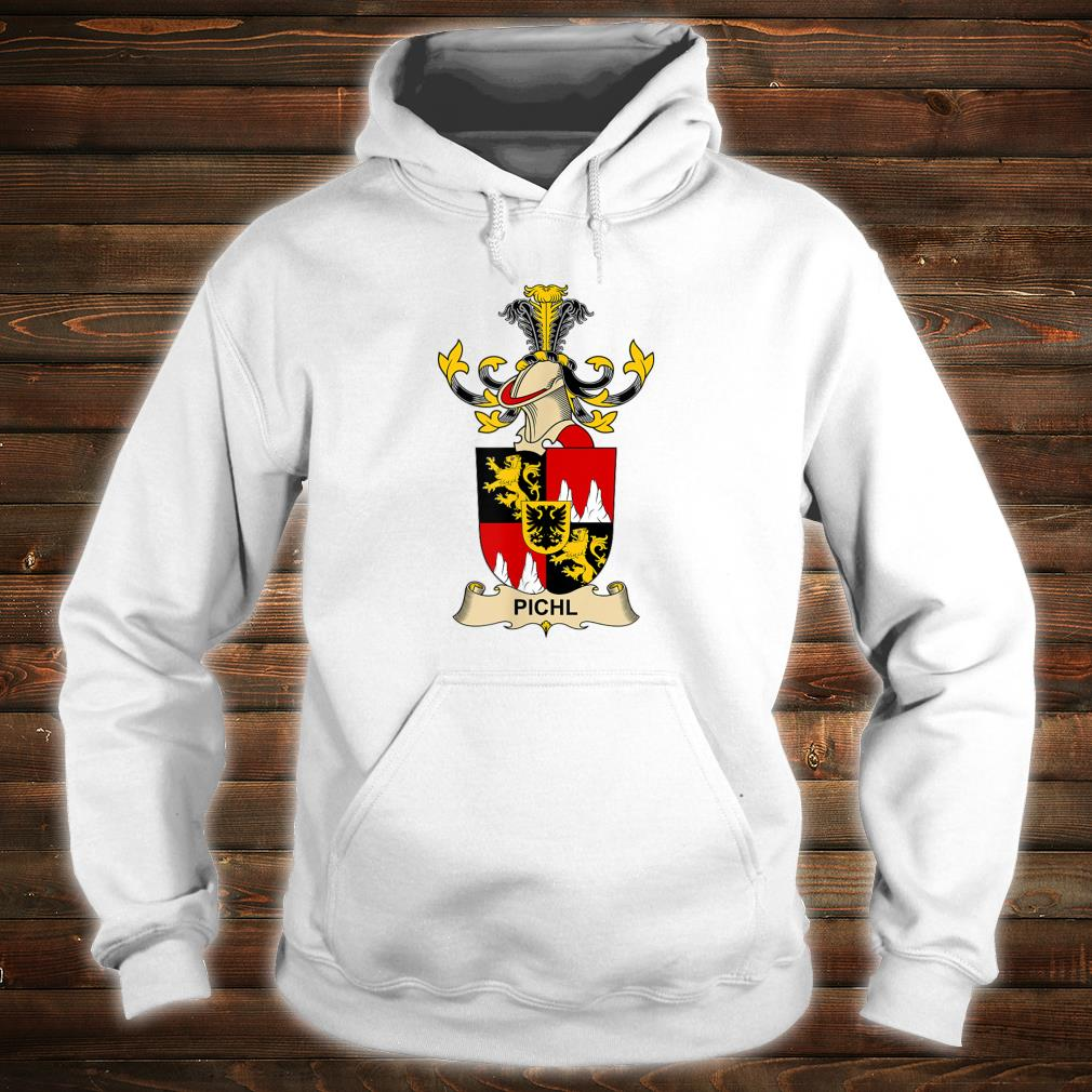 Pichl Coat of Arms - Family Crest Shirt hoodie