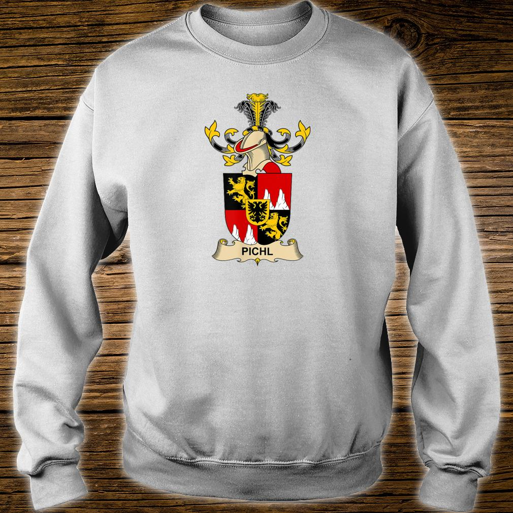 Pichl Coat of Arms - Family Crest Shirt sweater