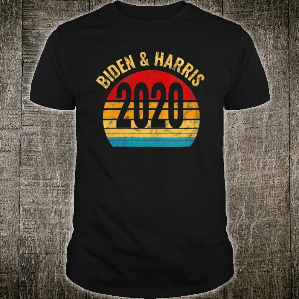 Retro Biden Harris 2020 #bidenharris2020 Shirt