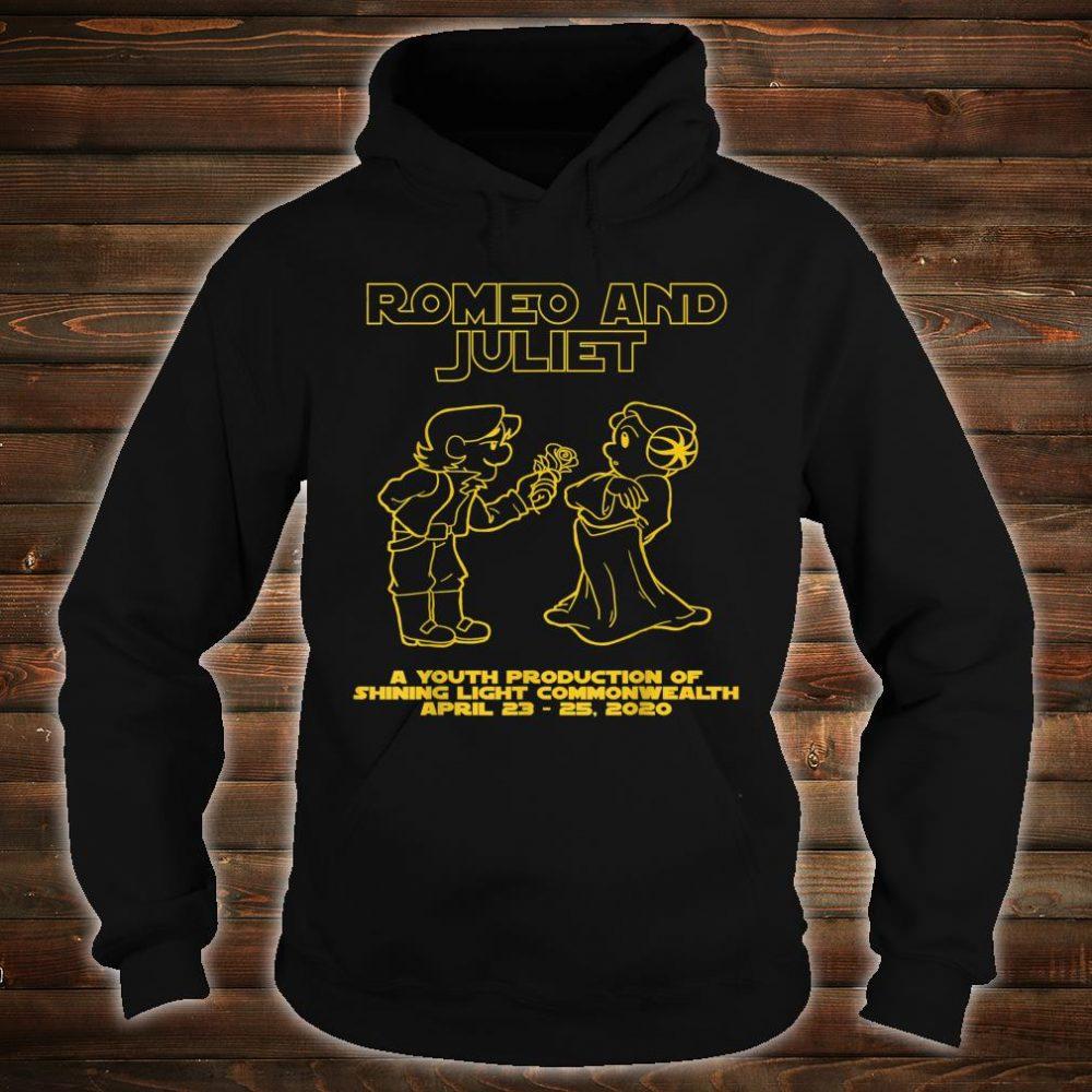 Romeo and Juliet Shirt hoodie