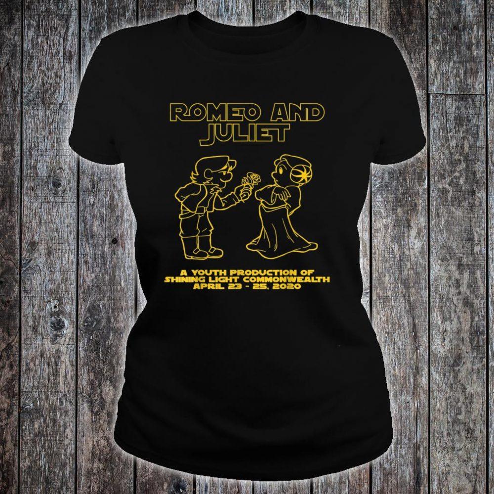 Romeo and Juliet Shirt ladies tee