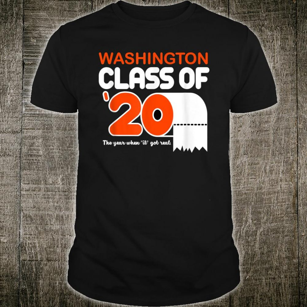 Senior WCHS 2020 Shirt