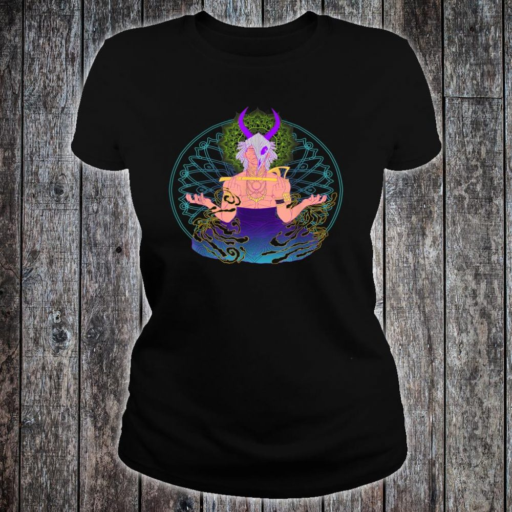 Shaman Spiritual Shirt ladies tee