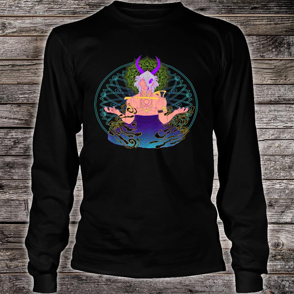 Shaman Spiritual Shirt Long sleeved